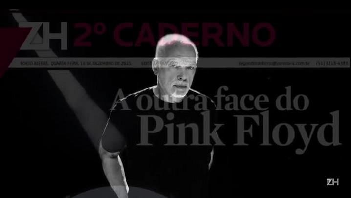 2º Caderno leva leitores para o Show do David Gilmour