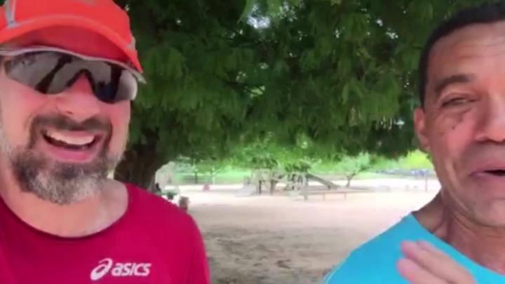 Túlio Milman: como correr acompanhado