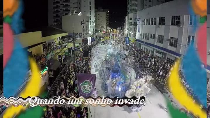 Samba-enredo da escola Acadêmicos do Grande Vale, do Carnaval de Joaçaba