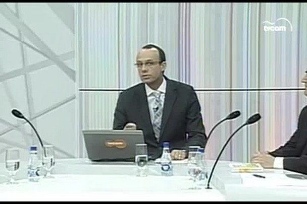 TVCOM Conversas Cruzadas. 3º Bloco. 08.03.16