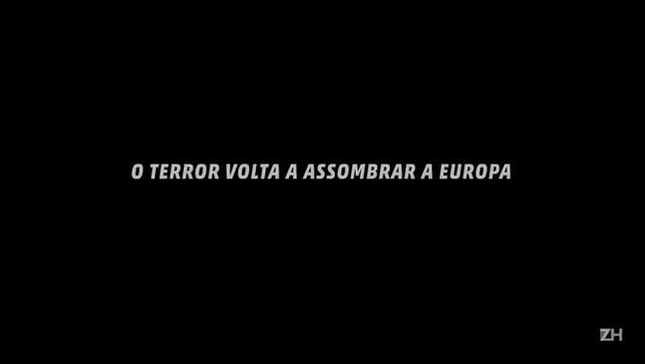 A sequência de atentados na Bélgica
