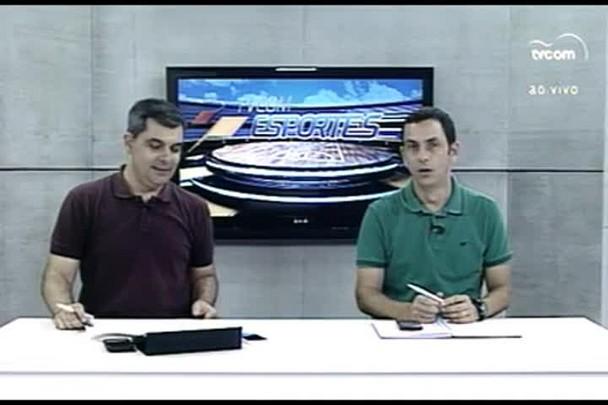 TVCOM Esportes. 1º Bloco. 24.03.16