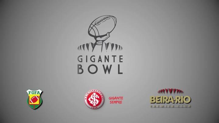 GiganteBowl - a apresenta��o dos times