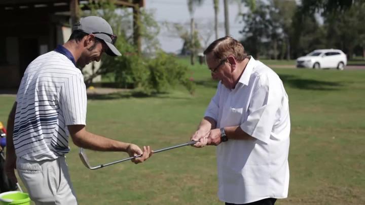Wianey Olímpico: a (im)perfeição nas tacadas do golfe
