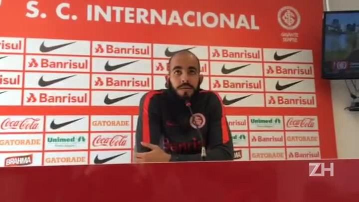Danilo Fernandes projeta jogo difícil contra o Sport