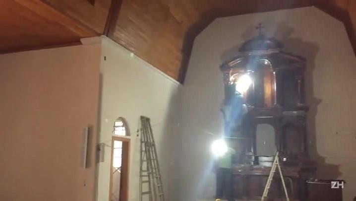 Restauro da Capela do Pão dos Pobres está na fase final