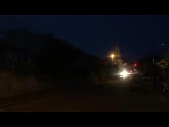 Assaltos na rua Marechal Deodoro