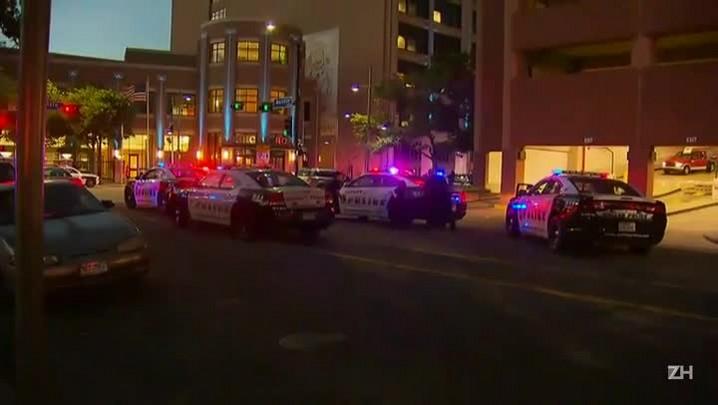 Cinco policiais são mortos nos EUA