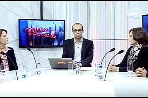 TVCOM Conversas Cruzadas. 4º Bloco. 30.08.16