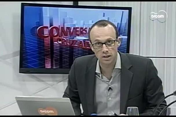 TVCOM Conversas Cruzadas. 2º Bloco. 23.09.16