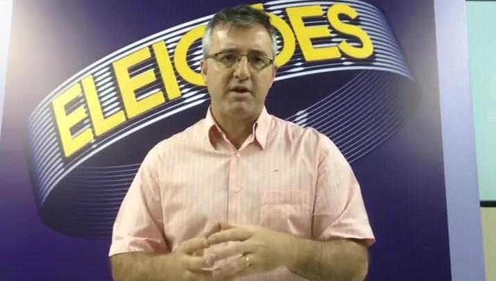 Repórter Darci Debona conta como foi o debate dos candidatos a prefeito de Chapecó