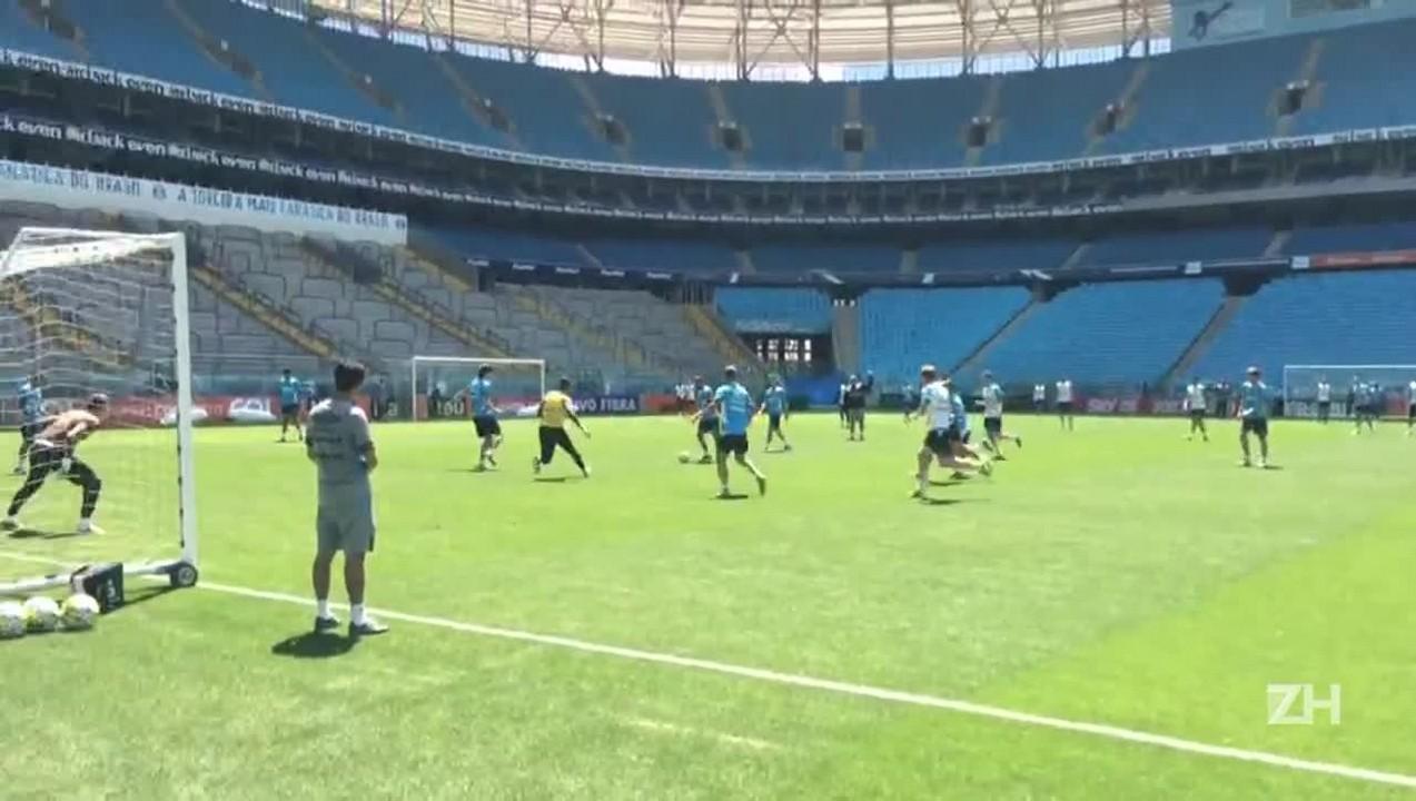 Grêmio faz rachão na Arena