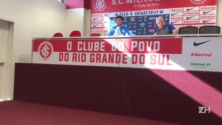 Léo projeta confronto com o Grêmio pela Copa do Brasil