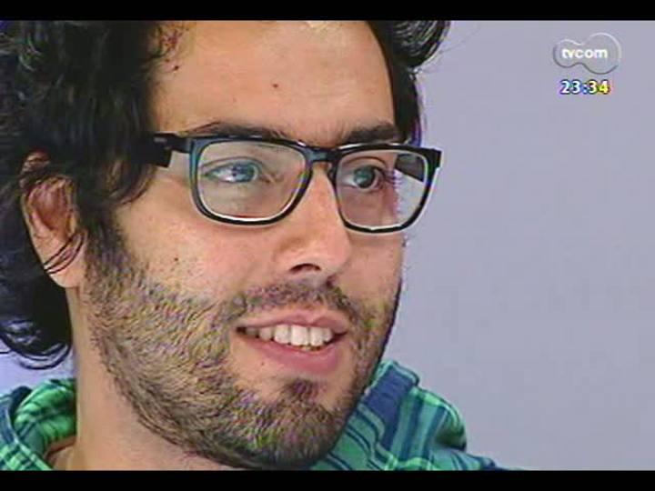 Mãos e Mentes - Tiago Mattos, publicitário e sócio-fundador da escola criativa Perestroika - Bloco 1