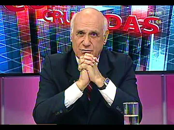 Conversas Cruzadas - Alianças partidárias amplas: governabilidade ou projetos de poder? - Bloco 4 - 03/01/2013