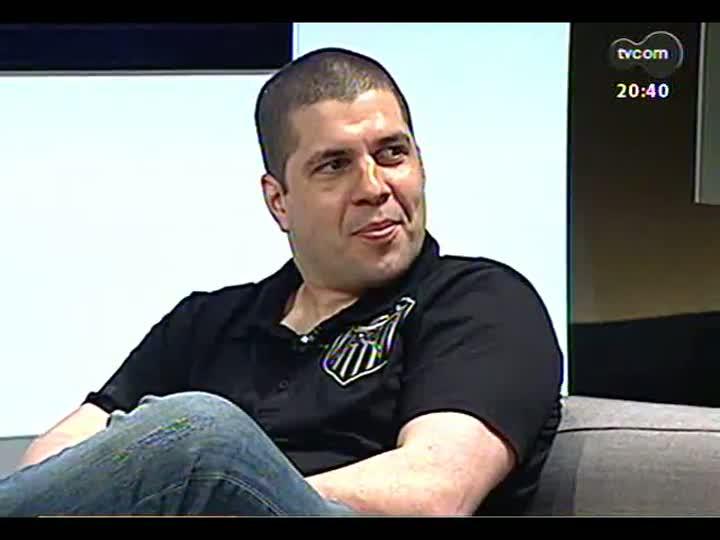 TVCOM Tudo Mais - Comentarista de lutas fala sobre MMA