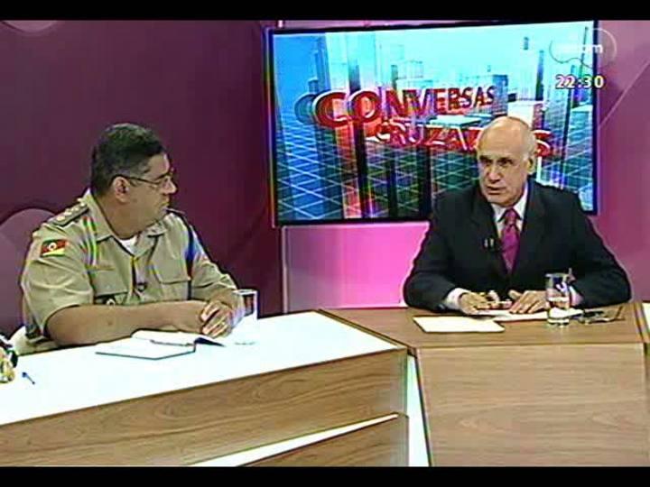 Conversas Cruzadas - Novas estratégias para a segurança pública e para o trabalho dos policiais - Bloco 2 - 21/01/2013