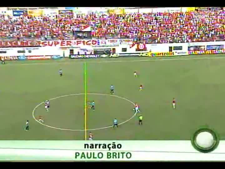 Bate Bola - Vitória do Internacional no Gauchão e do Grêmio na Libertadores - Bloco 2 - 24/02/2013