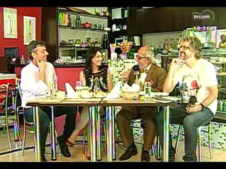 Café TVCOM - 09/03/2013 - Bloco 2 - Dicas de livros