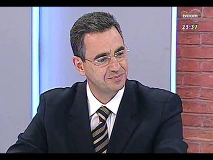 Mãos e Mentes - Engenheiro e presidente das empresas Randon, David Randon - Bloco 1 - 15/04/2013