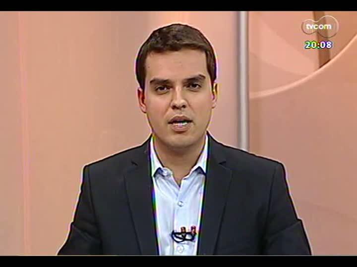 TVCOM 20 Horas - Ambientalista Francisco Milanez fala sobre o futuro do meio ambiente no Estado após a Operação Concutare - Bloco 2 - 09/05/2013