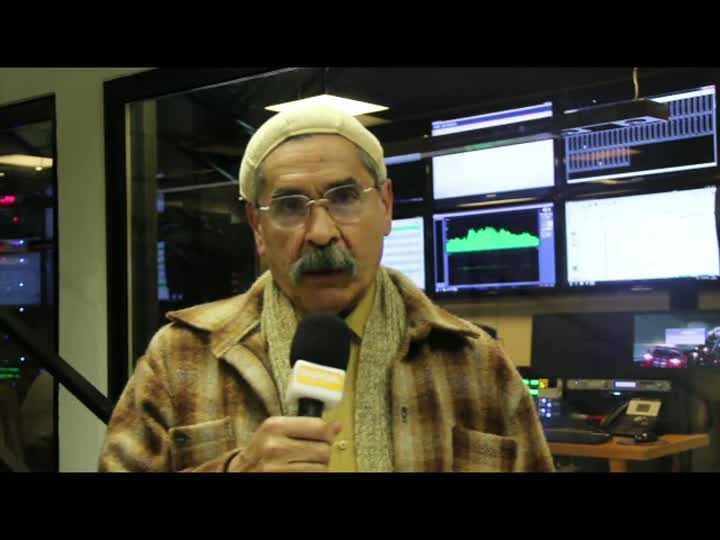 Olívio Dutra responde ao quiz da Voz do RS. 22/05/2013