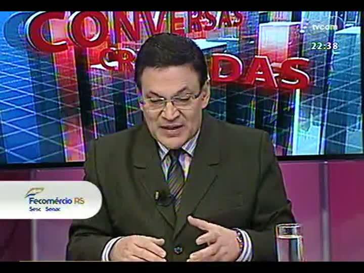Conversas Cruzadas - Lideranças municipalistas fazem uma leitura da nova realidade do país - Bloco 2 - 26/06/2013