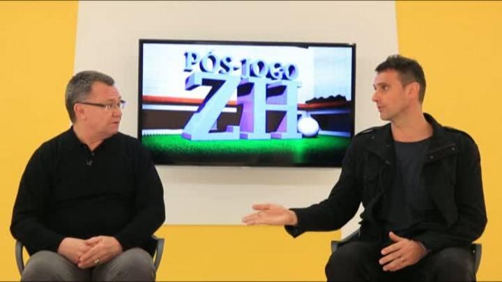 Pós-jogo ZH: O Inter no G4 e a derrota do Grêmio em Criciúma
