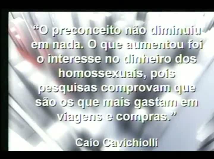 Conversas Cruzadas - 8ª Parada da Diversidade Florianópolis - 3º Bloco – 28-08-2013