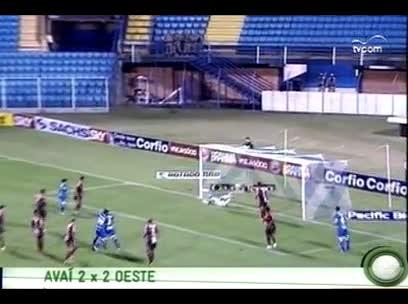 Bate Bola - Análise dos jogos de Avaí e Figueirense de sexta-feira- 4º Bloco – 08/09/2013