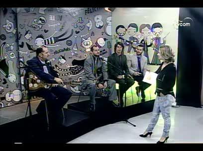 TVCOM Tudo Mais - Banda Os Chefes - 2º bloco – 12/09/2013