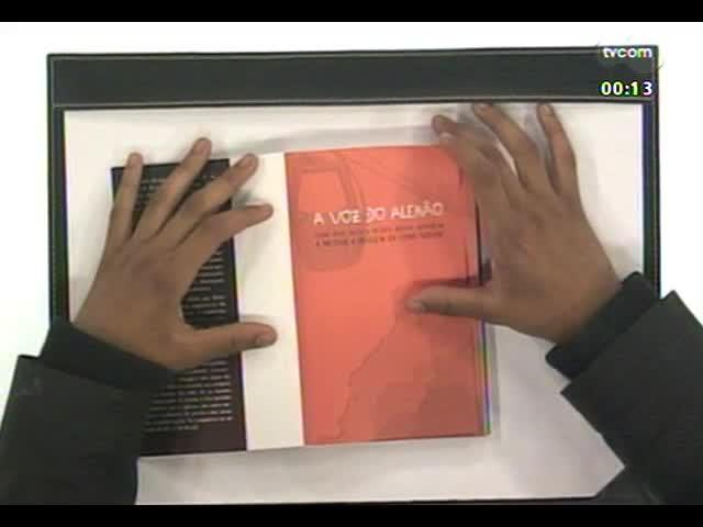 Mãos e Mentes - Editor-chefe do jornal A voz da comunidade, do Complexo do Alemão (RJ), Rene Silva - Bloco 4 - 20/09/2013