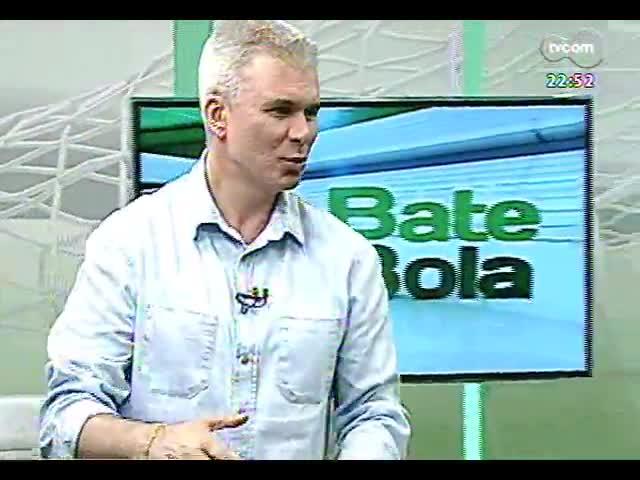 Bate Bola - Repercussão de toda rodada do Campeonato Brasileiro 2013 - Bloco 5 - 24/11/2013