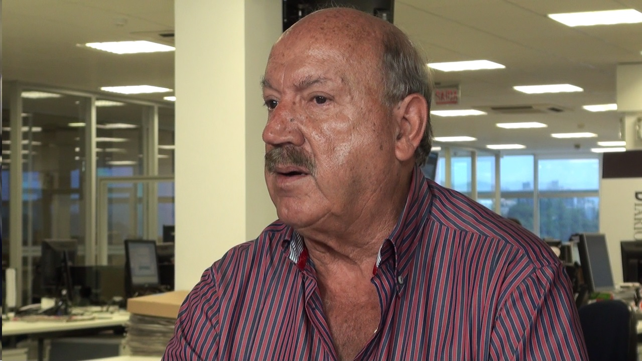 Conversa Política com o senador Luiz Henrique da Silveira