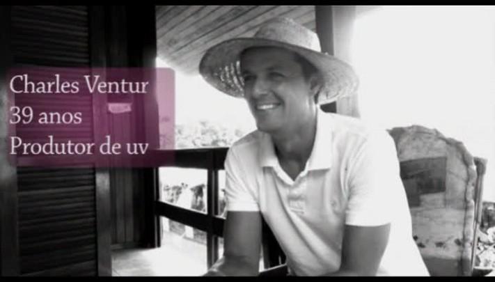 Gente que faz: Charles Venturin