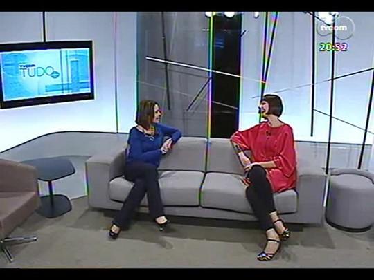TVCOM Tudo Mais - \'As Patricias\': São Paulo Fashion Week