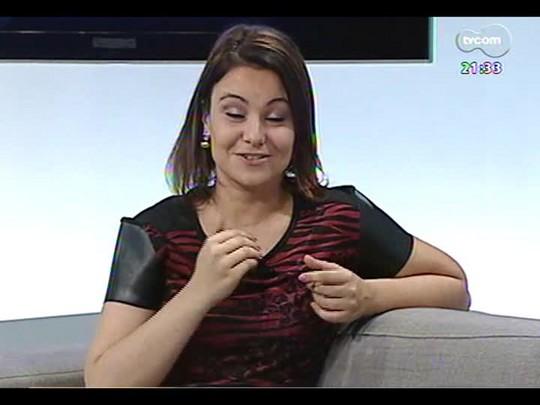 TVCOM Tudo Mais - Confira entrevista com o organizador do FestiPoa Literária