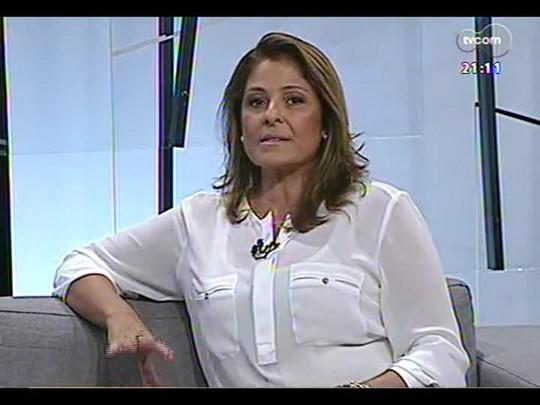TVCOM Tudo Mais - Fernanda Pandolfi fala sobre a exposição \'A Força do Tempo\' de Ricardo Chaves