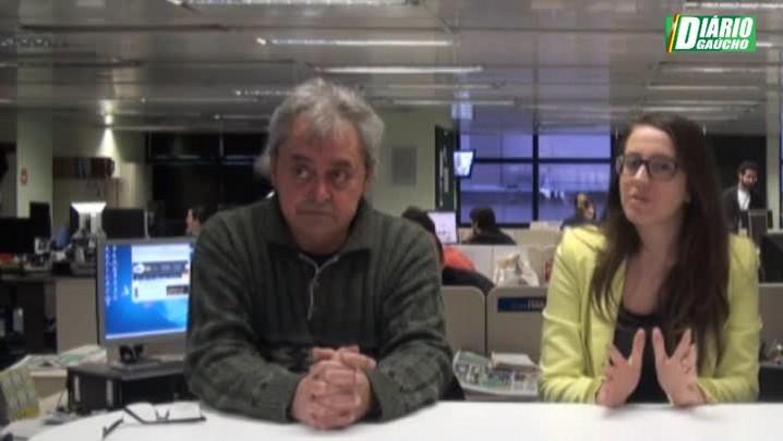 """Marcelo Grohe responde para Guerrinha: \""""Nunca fiz nada para o Sant\'Ana\"""""""