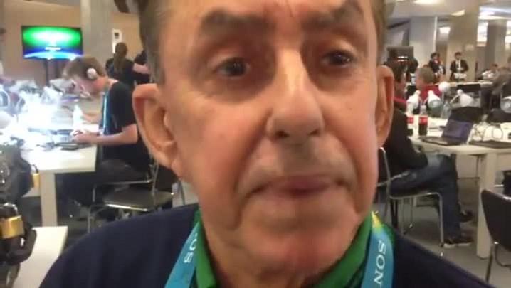 "Roberto Alves: \""O Brasil estava intranquilo\"""