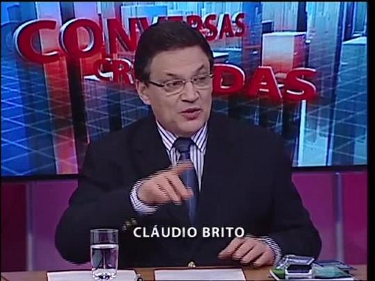 Conversas Cruzadas - Especialistas em direito e ciências políticas debatem as eleições de outubro - Bloco 1 - 16/06/2014