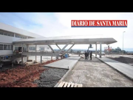 O hospital regional por dentro