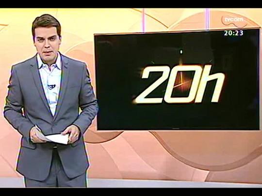 TVCOM 20 Horas - Fraude desvia R$ 2 milhões em vale Alimentação em Alvorada - Bloco 3 - 10/07/2014