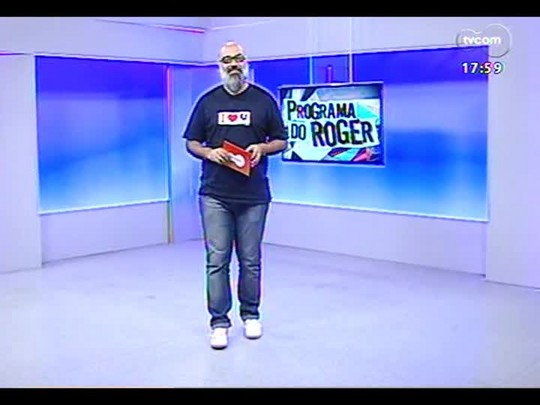 Programa do Roger - Lojinha do Roger - Bloco 2 - 14/07/2014