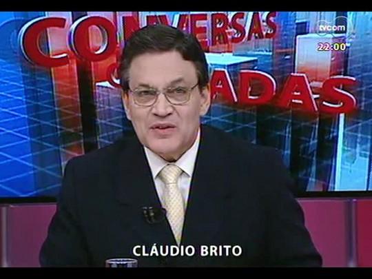 Conversas Cruzadas - A preparação gaúcha para um possível contato com o vírus de ebola - Bloco 1 - 13/08/2014