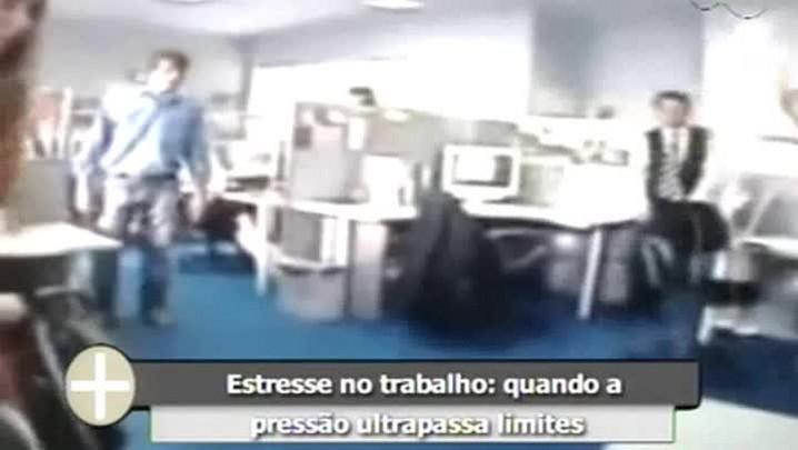 TVCOM Tudo+ - Qualidade de Vida no Ambiente de Trabalho - 01.09.14