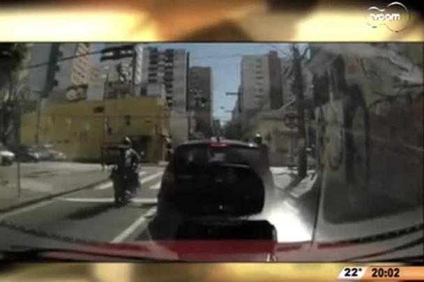 TVCOM 20 Horas - Polícia Militar realiza operação no Morro do Horácio - 1º Bloco - 19/09/14