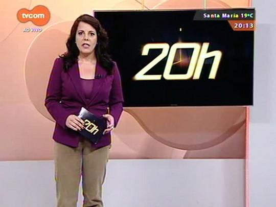 TVCOM 20 Horas - Eleiçõs 2014: confira a pesquisa Datafolha para o governo do estado - Bloco 2 - 26/09/2014