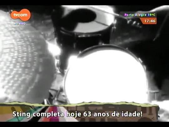 """Programa do Roger - Clipe gaúcho 2014: \""""Meio doido e vagabundo\"""", Acústicos e Valvulados - Bloco 1 - 02/10/2014"""