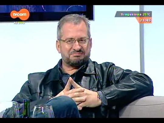 TVCOM Tudo Mais - \'As Coisas Boas da Vida\': Irineu Guarnier Filho fala sobre vinhos de garagem